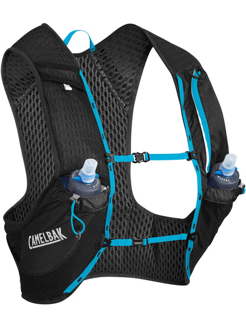 CamelBak Nano Vest 2 x 0,5l Quick Stow Flasks Black/Atomic